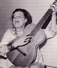 Janis, Little Girl Blue - chitara