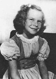 Janis, Little Girl Blue - copil