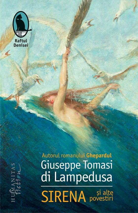 Sirena si alte povestiri - coperta
