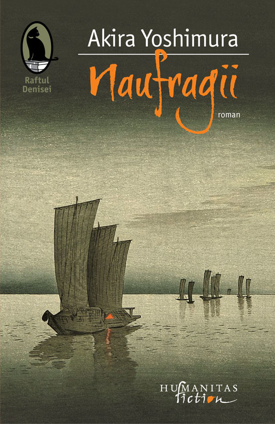 Naufragii - coperta