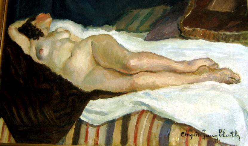pictura: Chrysis; credit: Jungbluthwww.artdecoceramicglasslight.com
