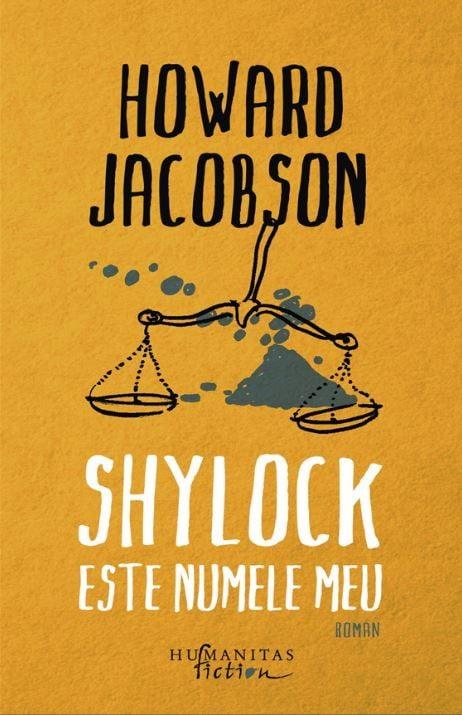 Shylock este numele meu - coperta
