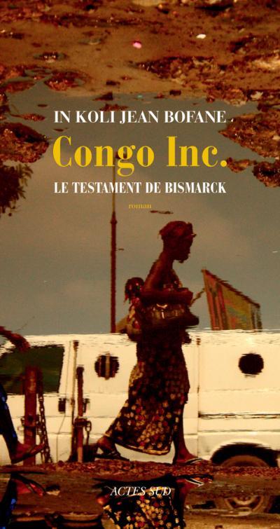 Congo Inc - coperta