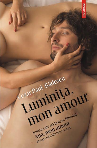 Luminita, mon amour - coperta