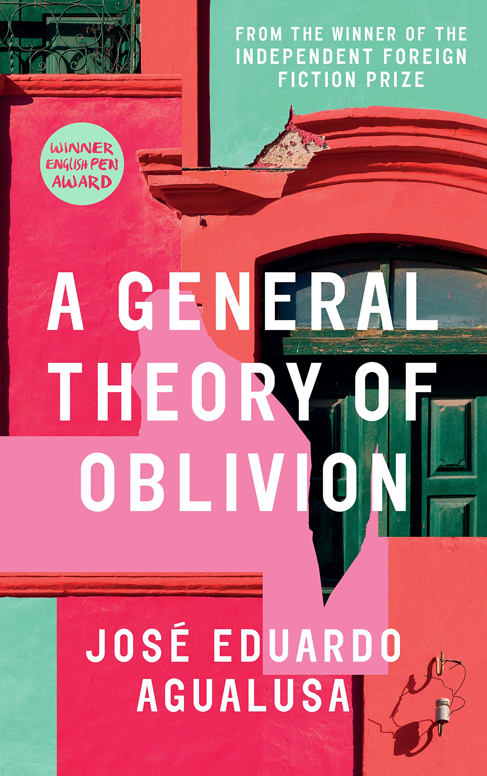 A General Theory of Oblivion - coperta