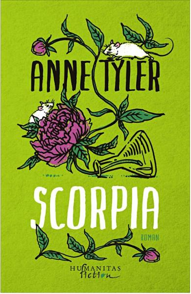 Scorpia - coperta