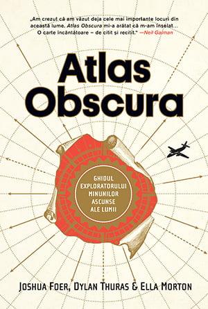 Atlas Obscura - coperta