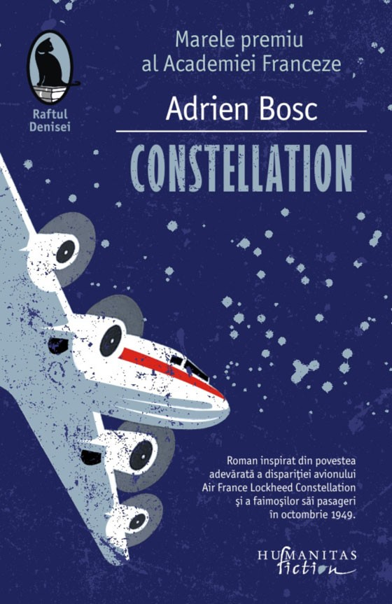 Constellation - coperta