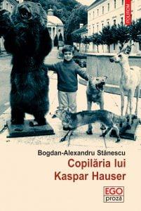 Copilaria lui Kaspar Hauser - coperta