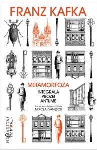 Metamorfoza - coperta