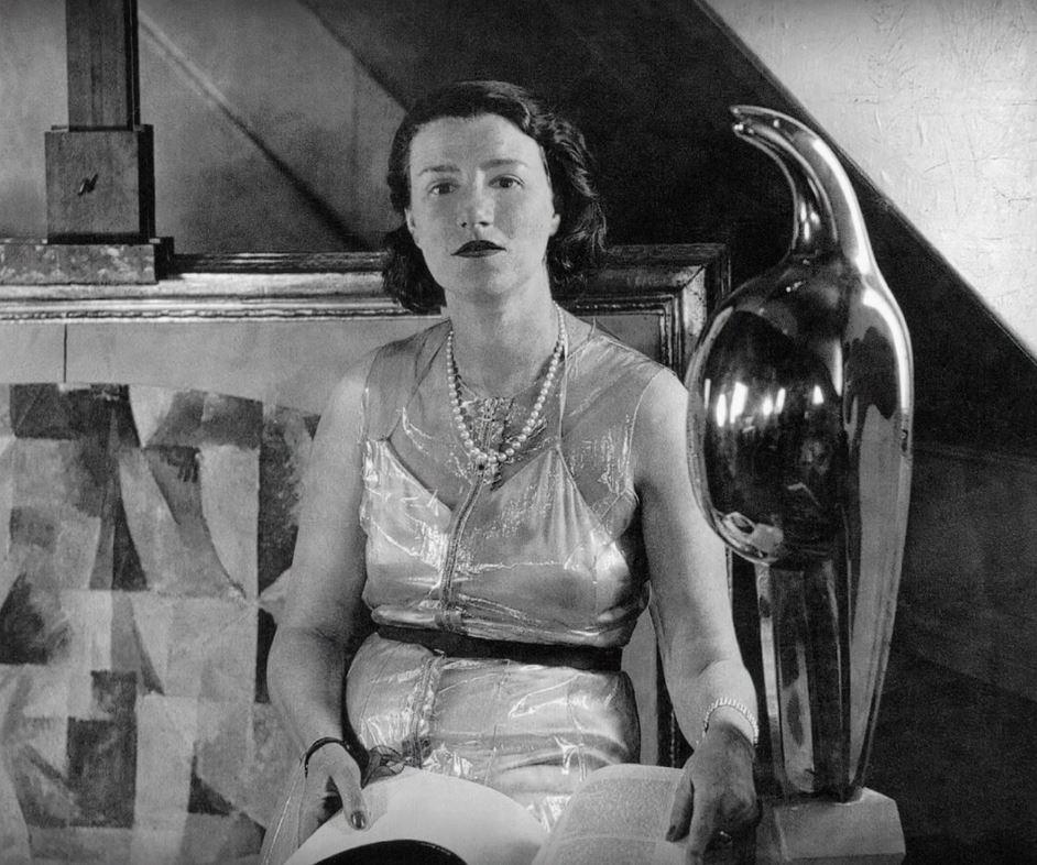 The Peggy Guggenheim Collection Archives, Venice; https://news.artnet.com/market/10-must-see-art-events-431360