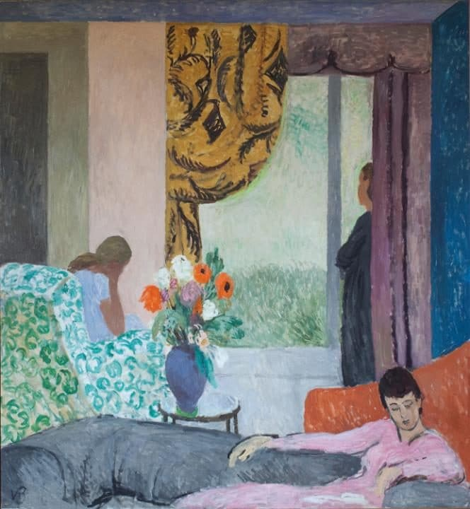 Vanessa BelL, The Other Room, CREDIT: © THE ESTATE OF VANESSA BELL, COURTESY OF HENRIETTA GARNETT/ http://dulwichonview.org.uk/2017/04/07/is-there-another-room/