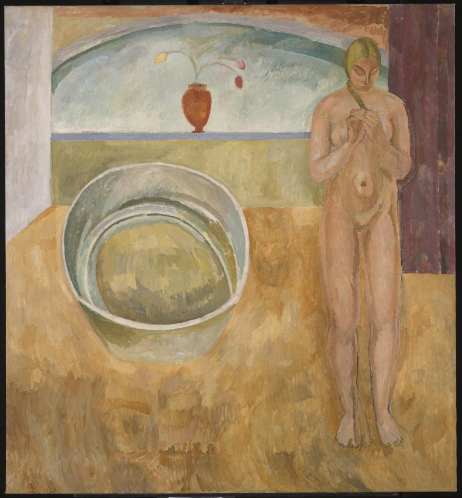 The Tub 1917 Vanessa Bell 1879-1961 Purchased 1975 http://www.tate.org.uk/art/work/T02010