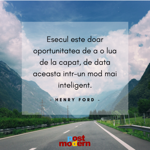 Citat motivational, Henry Ford
