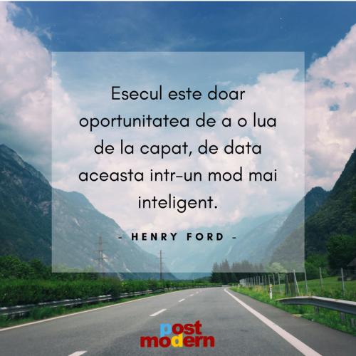 Citat motivational, Henry Ford