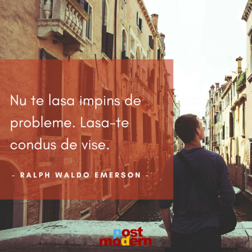 Citat motivational, Ralph Waldo Emerson