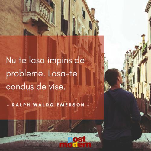 Citat motivational, Ralph Waldo Emerson