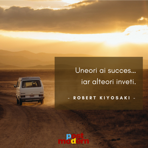 Citat motivational, Robert Kiyosaki