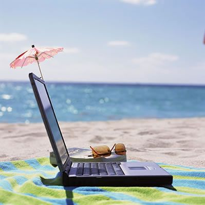 muncesti de pe plaja