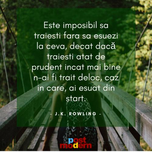 Citat motivational, J.K. Rowling