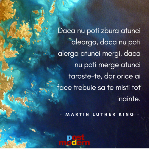 Citat motivational, Martin Luther King