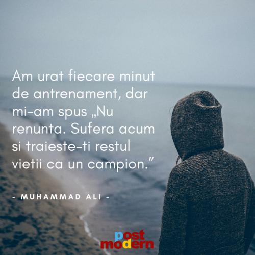 Citat motivational, Muhammad Ali