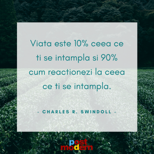 Citat motivational, Charles Swindoll
