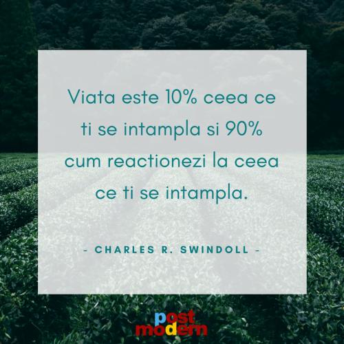 Citat motivational, Charles Swindoll