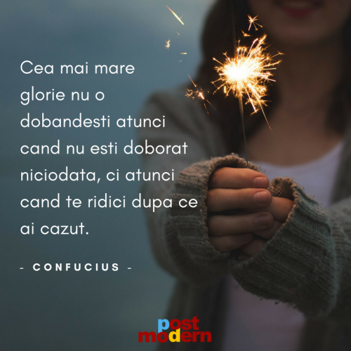 Citat motivational Confucius