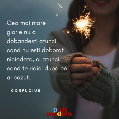 Citat motivational Confucius