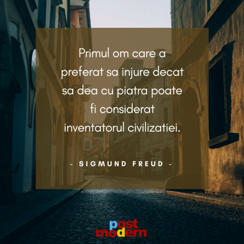 Citat motivational Sigmund Freud