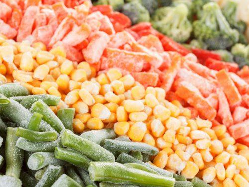 mănânci sănătos și ieftin, legume congelate