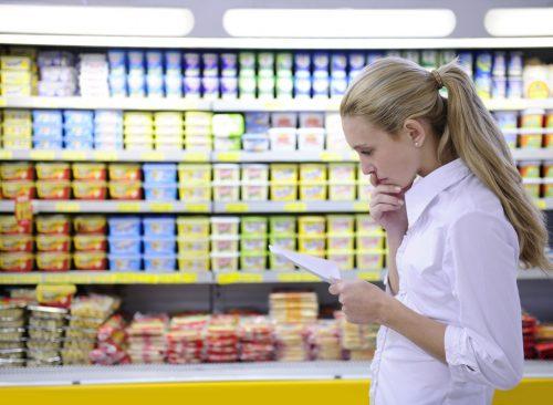 mănâncă sănătos și ieftin, listă de cumpărături