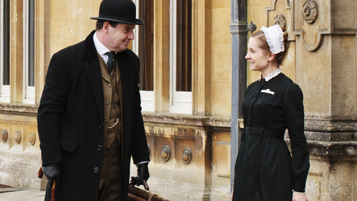 Downton Abbey_Bates and Anna