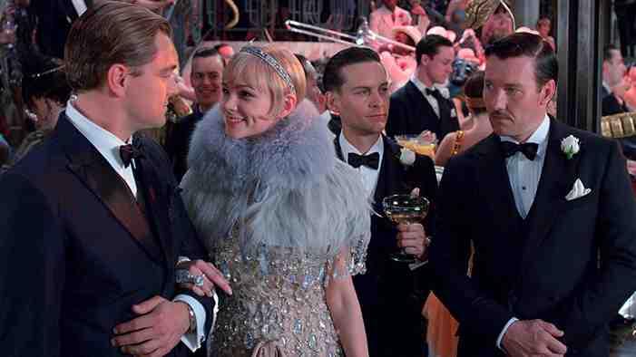 marele gatsby filme de epocă de dragoste