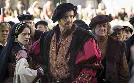 wolf hall seriale istorice