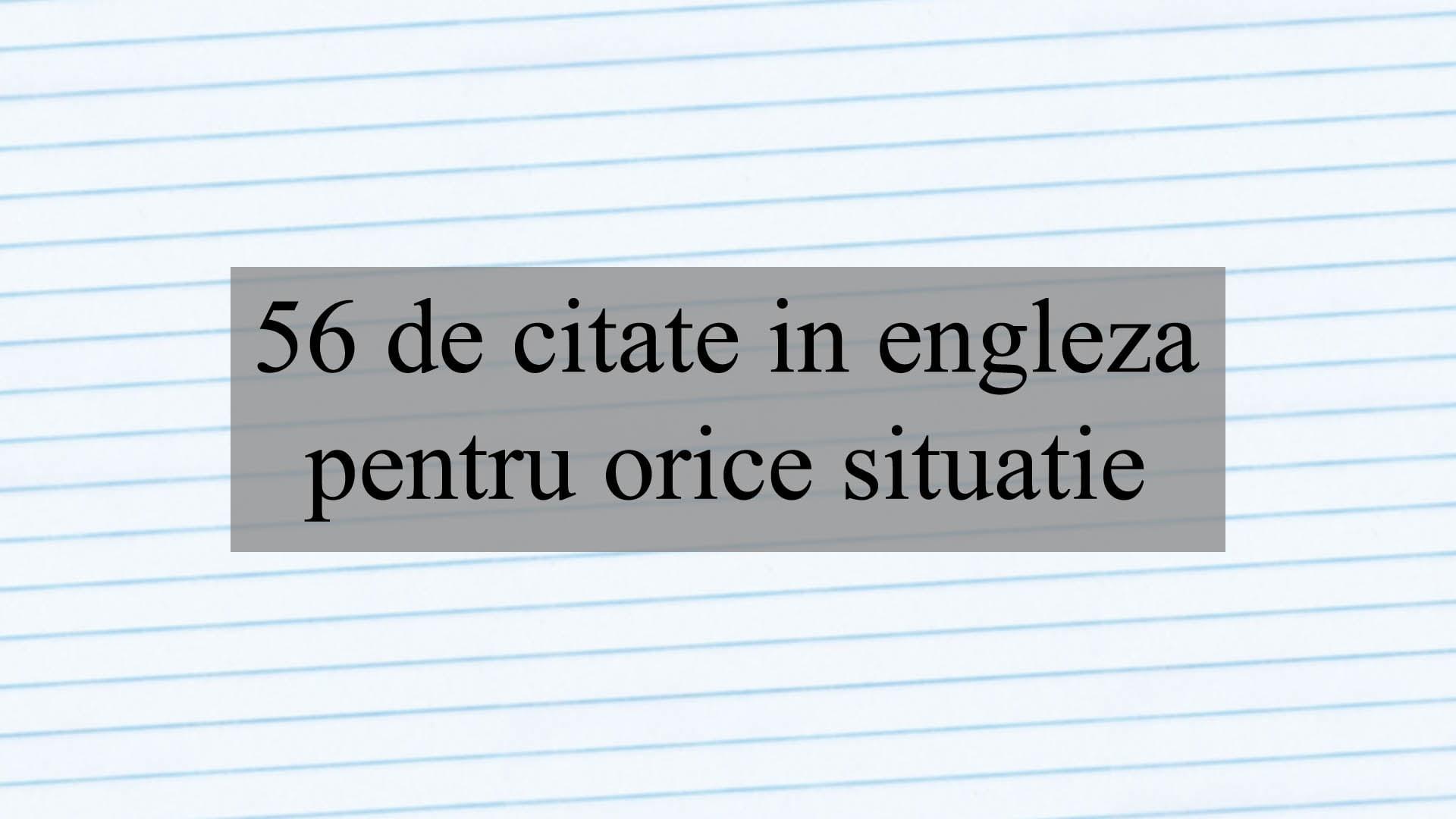 Citate inteligente in engleza