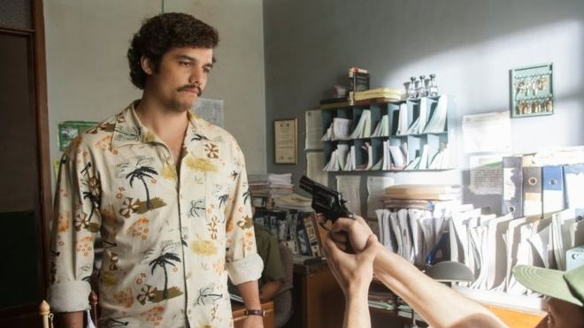 narcos netflix seriale
