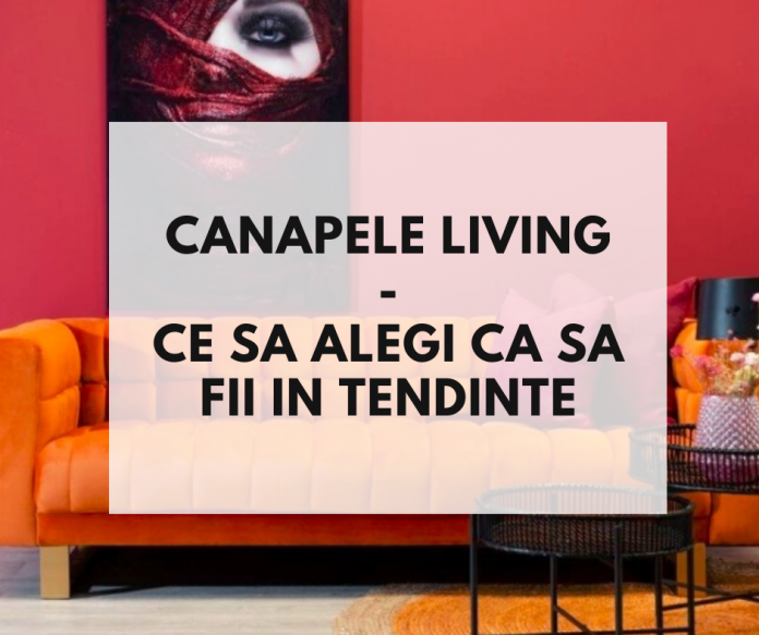 canapele living