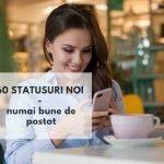 statusuri noi