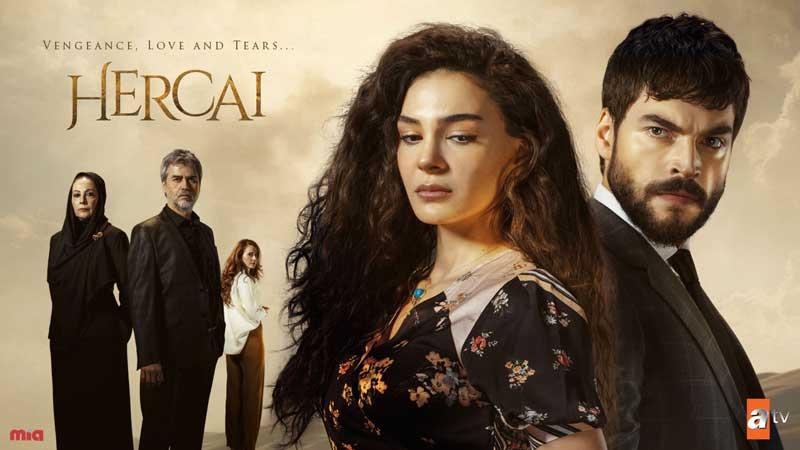 hercai seriale romantice turcesti