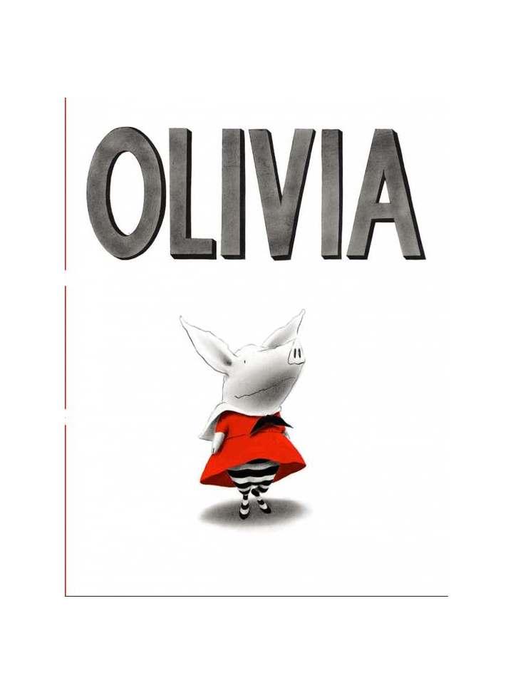 Olivia carti copii