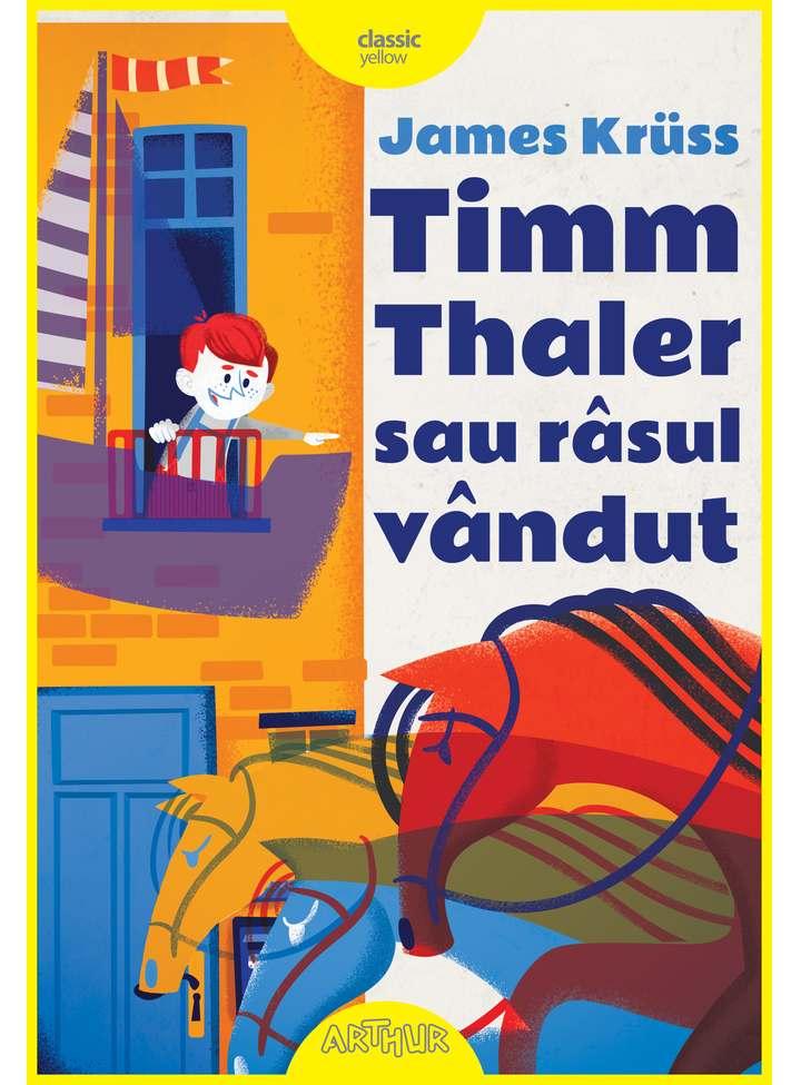 Timm Thaler carti pentru copii de 13 ani