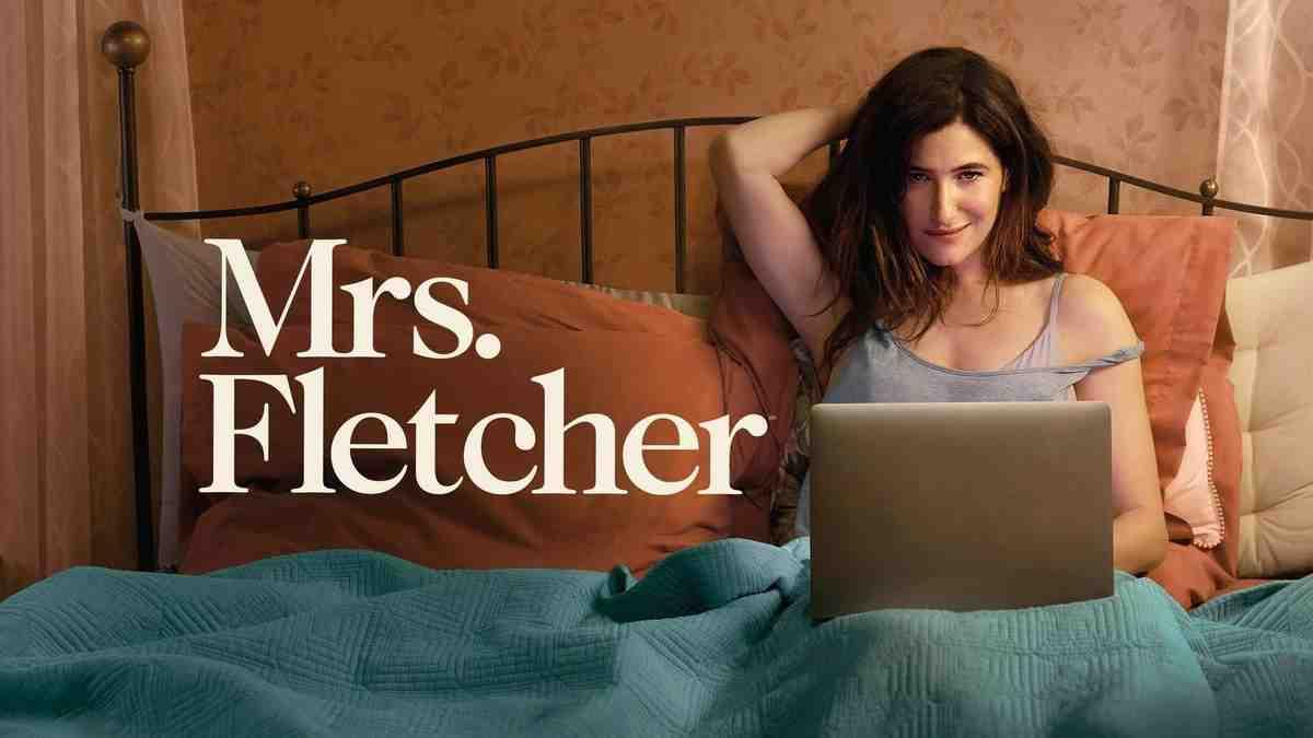 mrs. fletcher serii comedie