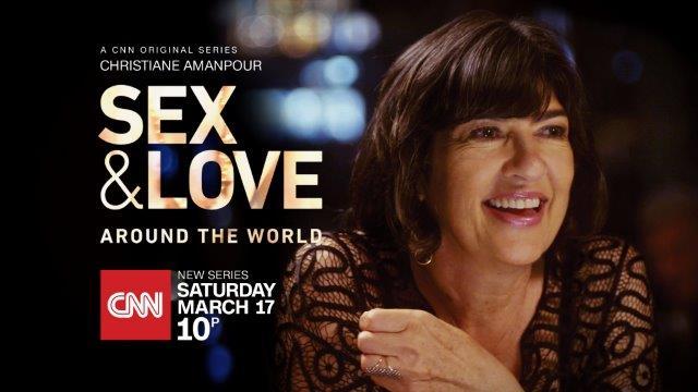 Christiane Amanpour Sexul și dragostea în jurul lumii