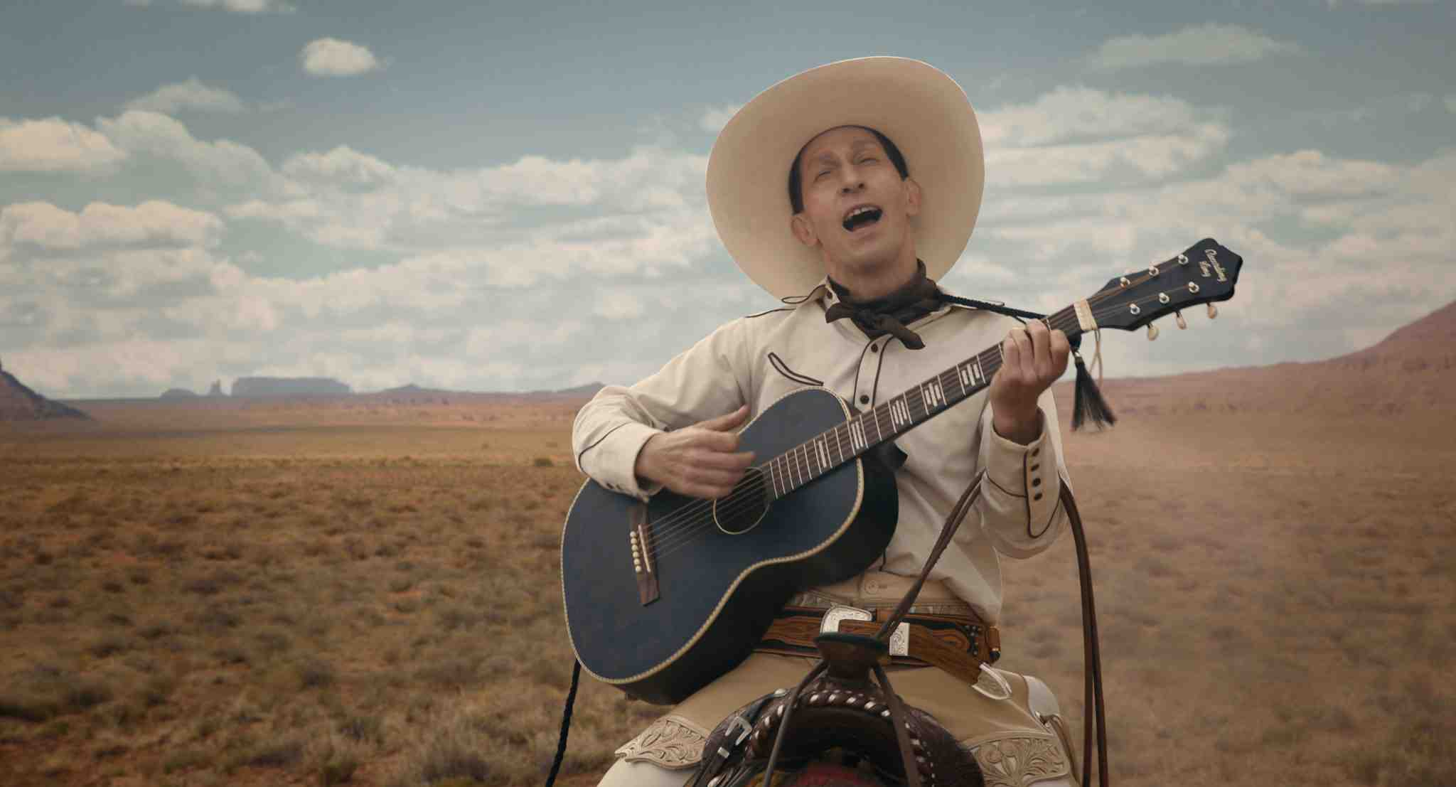 The Ballad of Buster Scruggs cele mai bune filme netflix