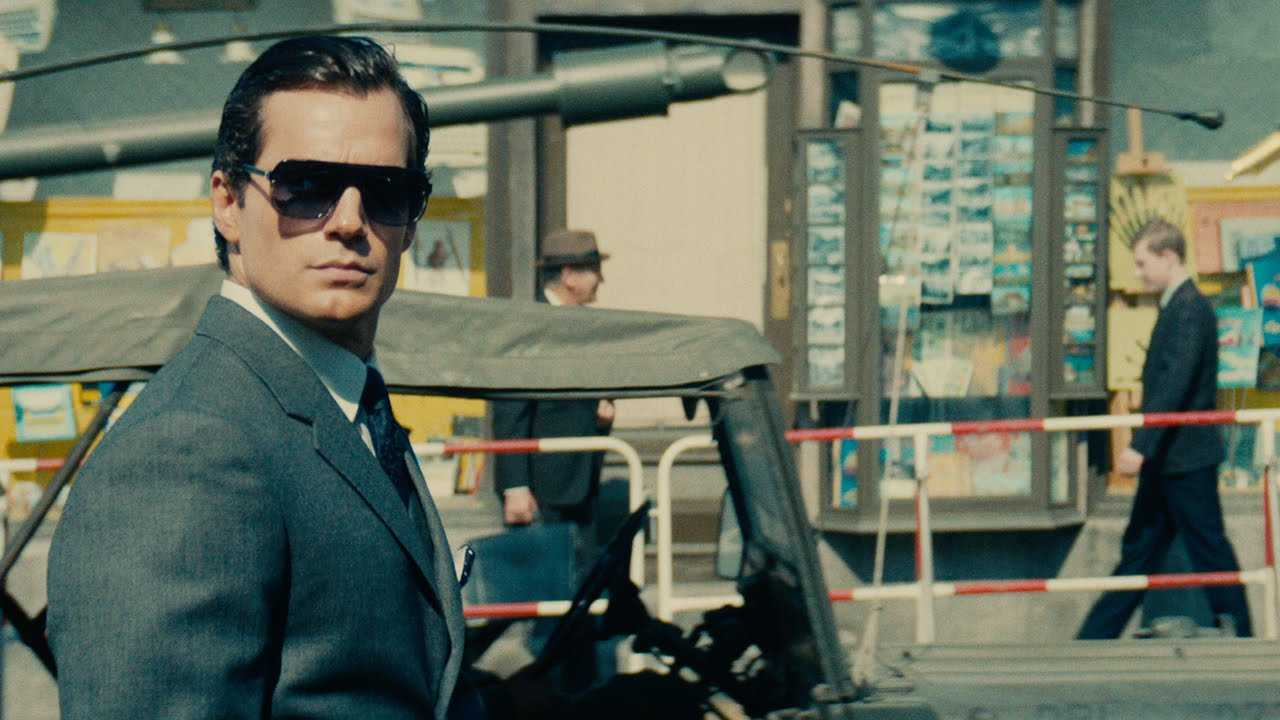 The Man from U.N.C.L.E. comedii netflix