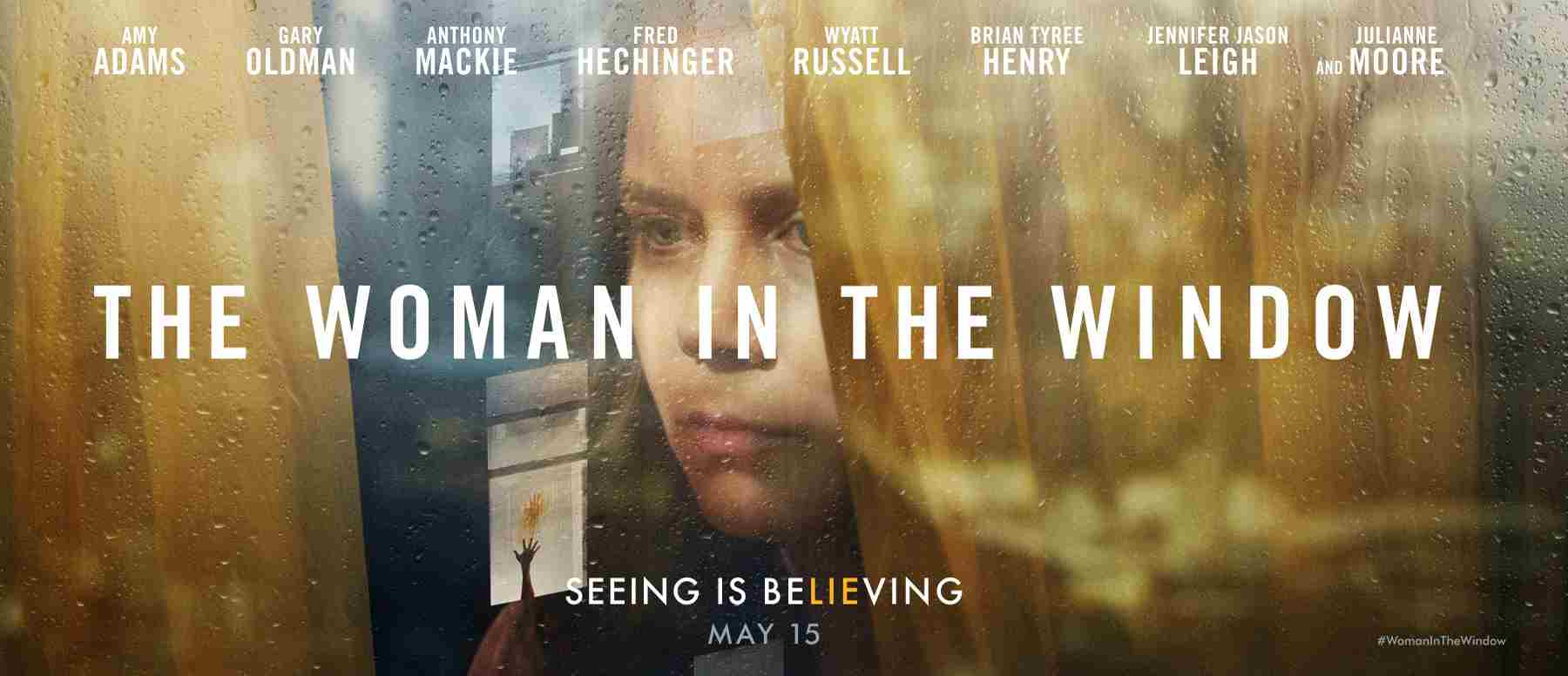 The Woman in The Window filme din 2020