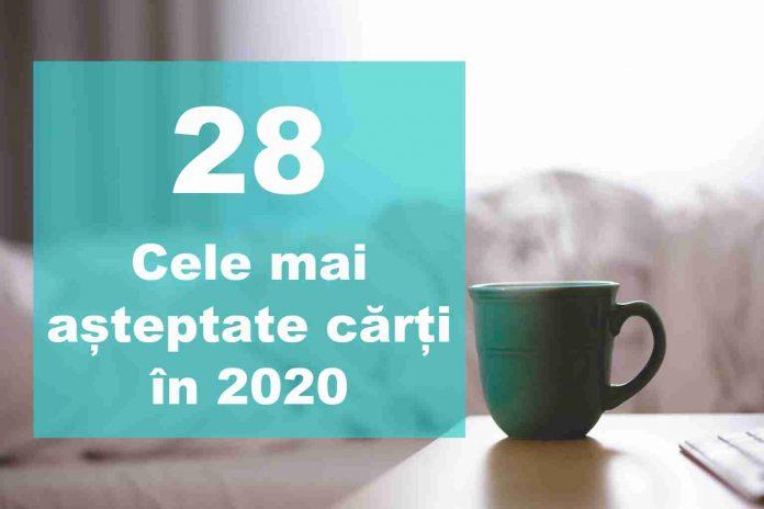 carti asteptate 2020