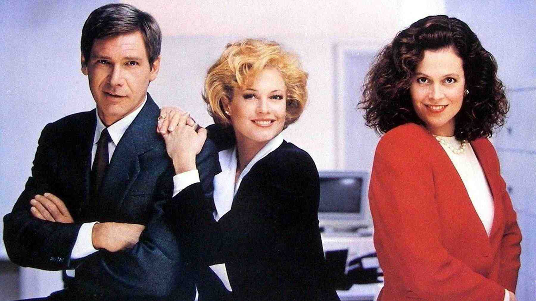 working girl comedii de dragoste anii 80